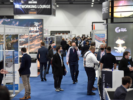 Inaugural Space-Comm Expo goes into orbit with stand out keynotes