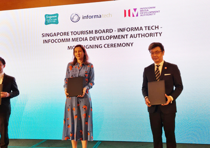 IMDA, STB, Informa Tech partner to launch flagship tech event for Asia