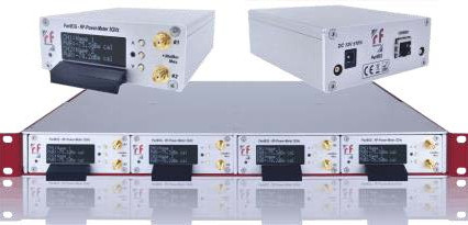 PwrMxG series, a new flexible and innovative RF power monitoring solution from RF-Design