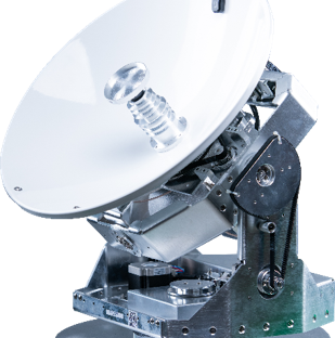 Compact VSAT C4 is qualified to be INTELSATOne Flex Terminal