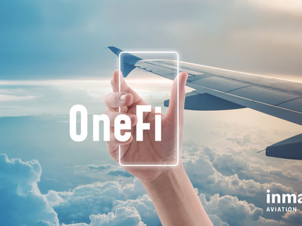 Inmarsat launches OneFi, a new platform for airlines to monetise inflight connectivity