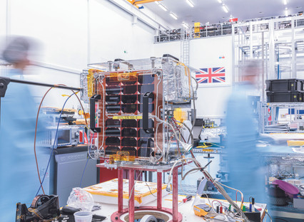 SSTL demonstrates new GNSS-R payload capabilities for proposed land sensing ESA Scout mission, Hydro