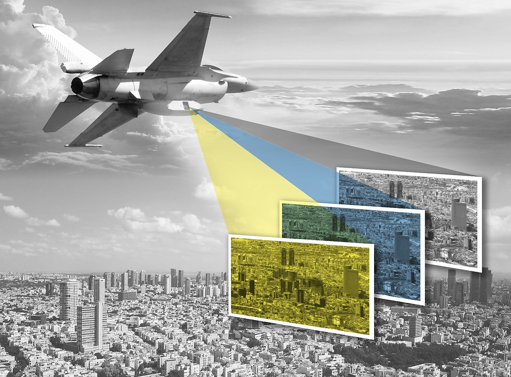 Elbit Systems launches CONDOR MS, introducing multi-spectral imaging and AI capabilities to strategic recon missions
