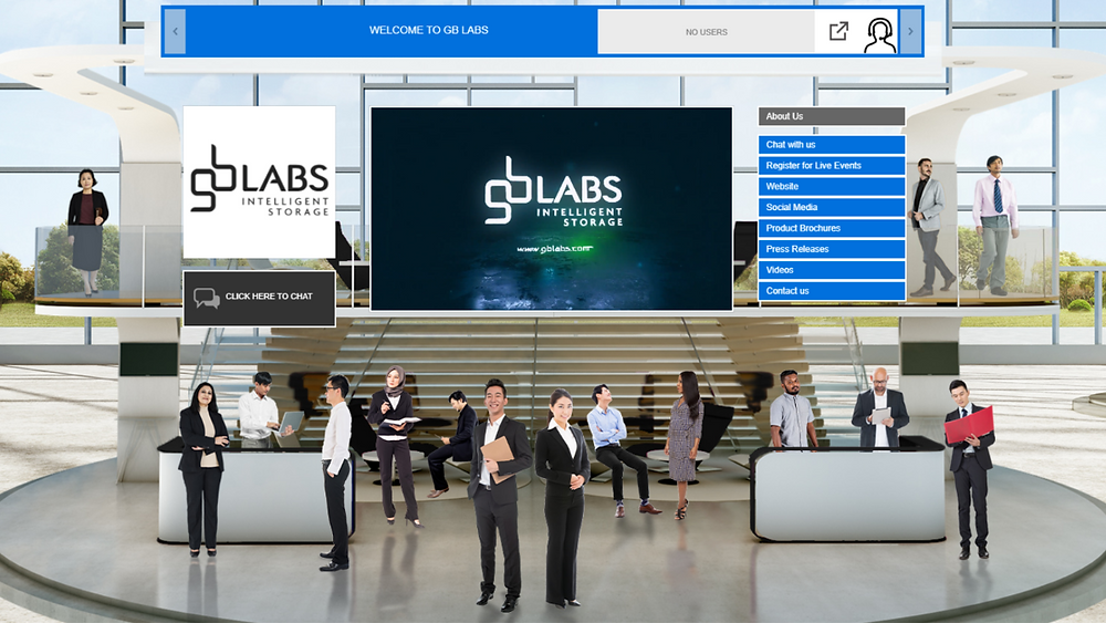 GB Labs showcases storage solutions for today at virtual BroadcastAsia