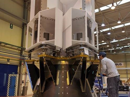 Airbus delivers CLIP dispenser to launch CERES mission