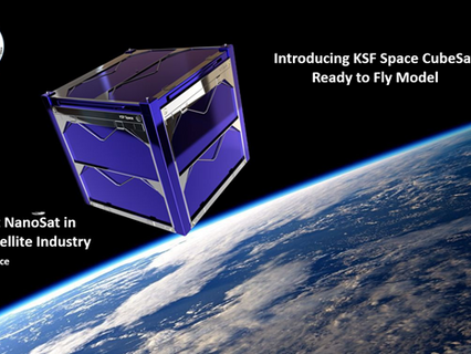 World's cheapest cubesat nanosat in small satellite industry by KSF Space Foundation