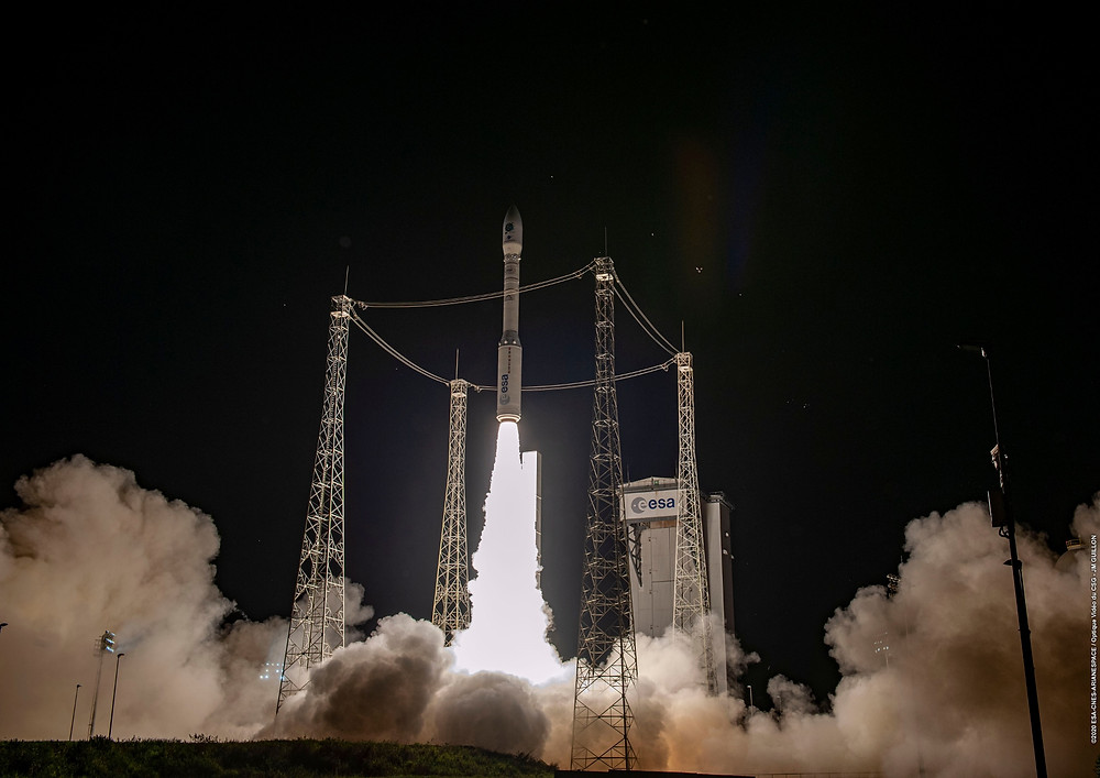 Space Flight Laboratory announces launch of atmospheric monitoring and earth observation microsatellites