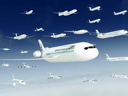 ATI's FlyZero project unveils fleet of development scout aircraft