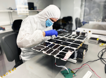 Consortium adds hyperspectral and comms payloads to NanoAvionics' rideshare named D-2/AtlaCom-1