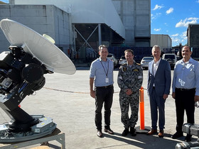 EM Solutions delivers last shipment of multi-band Satcom systems for the RAN ANZAC class frigates