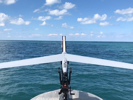 Elbit Systems integrates a mini-UAS onboard the Seagull unmanned surface vessel