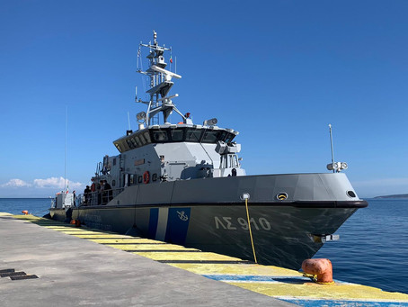 Elbit Systems completes acceptance tests for Hellenic Coast Guard combat suites