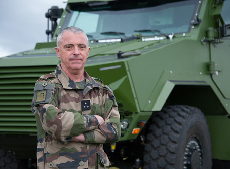 Thales appoints Bernard Barrera as Land Defence Advisor