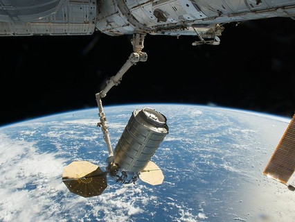 Northrop Grumman awarded additional cargo resupply missions to the International Space Station