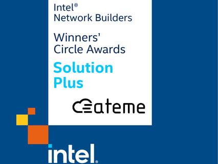 ATEME recieves Intel Network Builders Winners' Circle award as solution plus partner