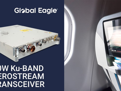 Gilat's in-flight connectivity transceiver tested by Global Eagle for DO-160G certification
