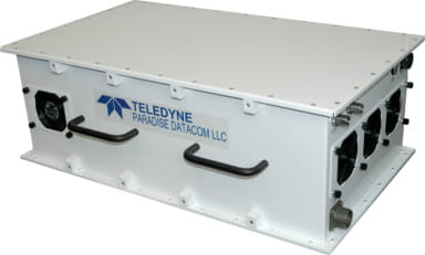 Teledyne Paradise announces innovative new SSPA: A dual band SSPA that offers lower cost, higher reliability for satellite command & control