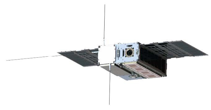 Kepler announces successful launch of third satellite