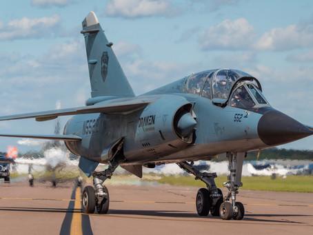Paramount Group powers Draken's first mirage F1 flight