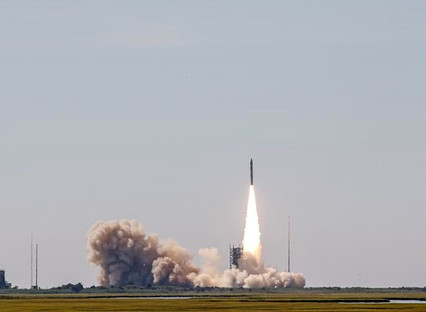 Northrop Grumman successfully launches Minotaur IV rocket carrying satellite for the national reconn