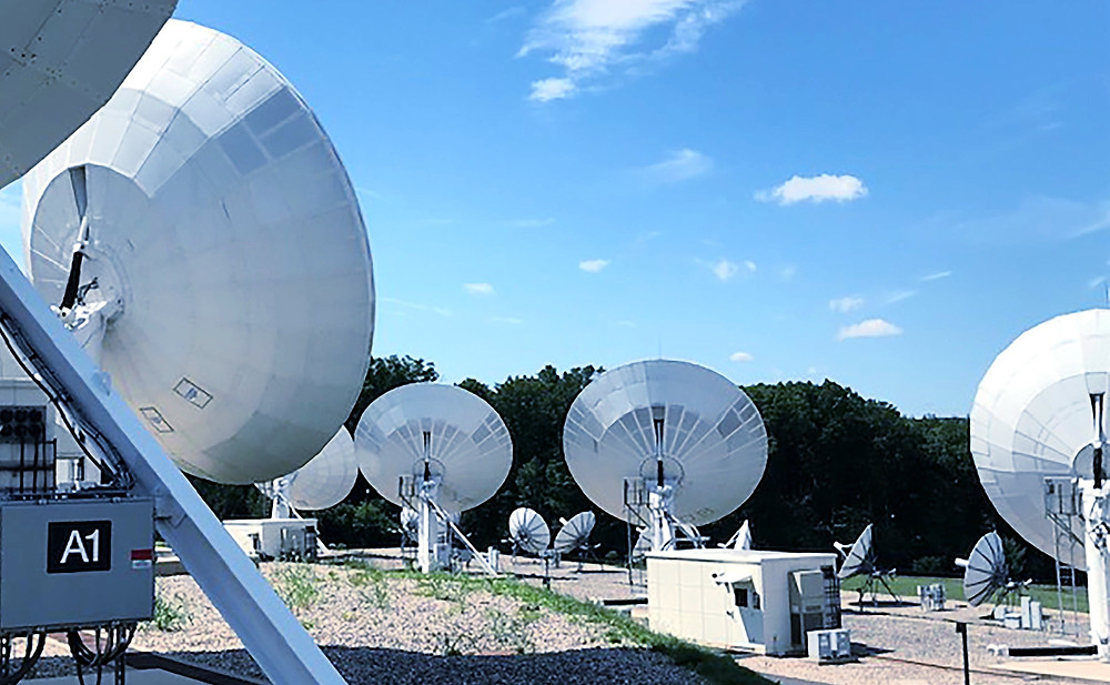 Walton De-Ice Plenum Hot-Air Systems at Top Global TV Facility