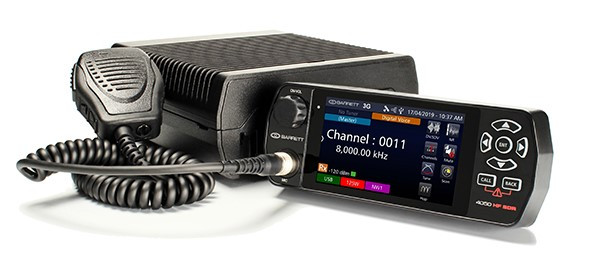 Barrett 4050 HF SDR transceiver receives JITC certification