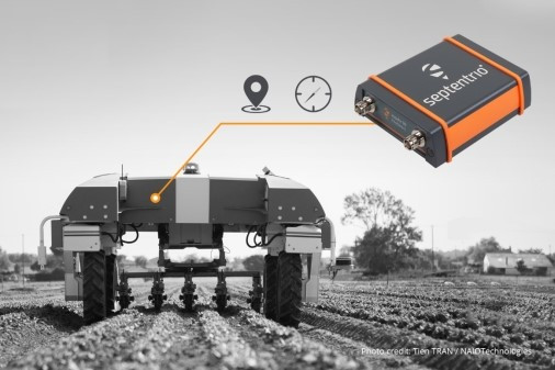 Septentrio unveils a new dual antenna receiver, delivering highly accurate positioning and heading