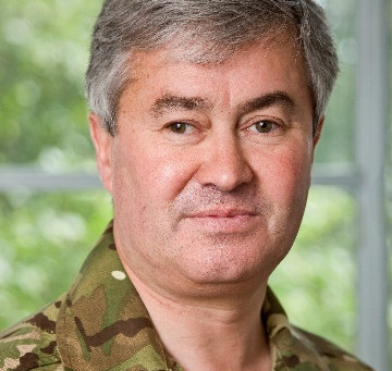 Risks to our homeland are now reality, says General Sir Richard Barrons in DSEI exclusive