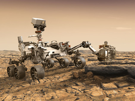 General Dynamics mission systems' technology heads to red planet on Mars 2020 mission