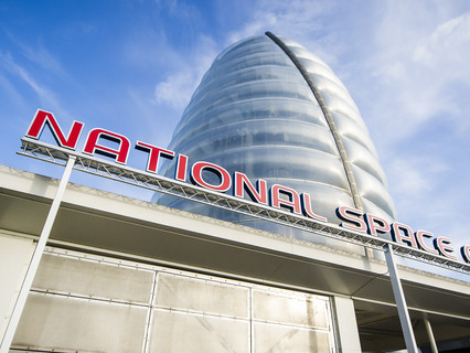 National Space Centre one of the top 10% of attractions in the world