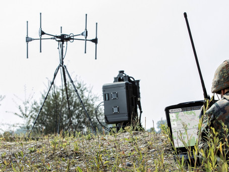 Rohde & Schwarz at DSEI: Information superiority, situational awareness and spectrum dominance