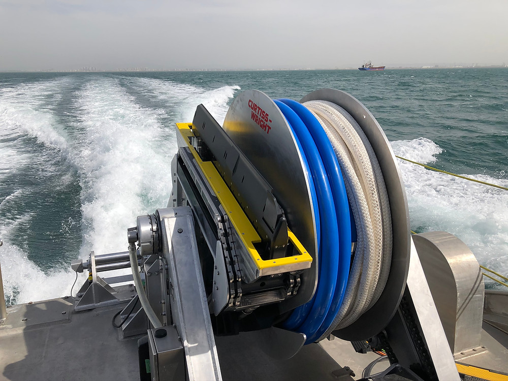 GeoSpectrum Technologies launches game changing LF active VDS deployable by USVs