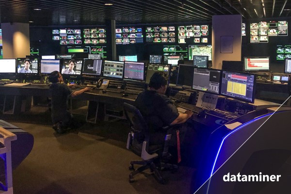 Encompass Digital Media Singapore optimizes its operations with DataMiner