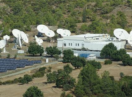 Hellas Sat chooses DataMiner at their Cyprus teleport