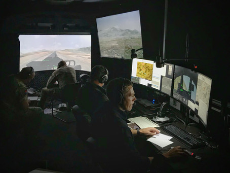 Elbit Systems UK subsidiary awarded $38 million contract from the UK MoD to supply Joint Fires synth