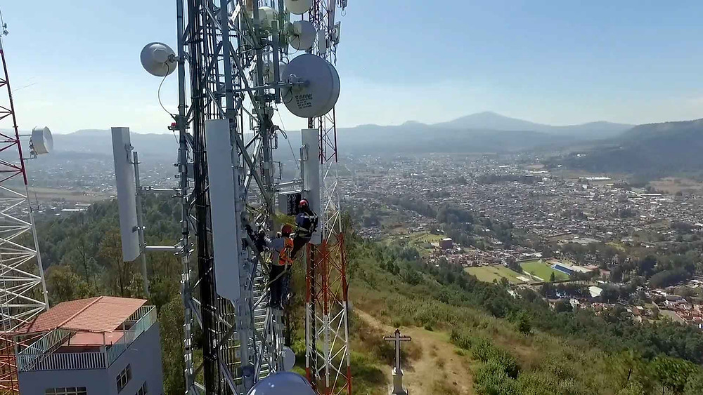 HISPASAT will provide Ka band satellite links to extend Altán La Red Compartida in remote areas of Mexico