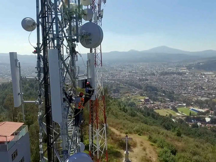 HISPASAT will provide Ka band satellite links to extend Altán La Red Compartida in remote areas of M