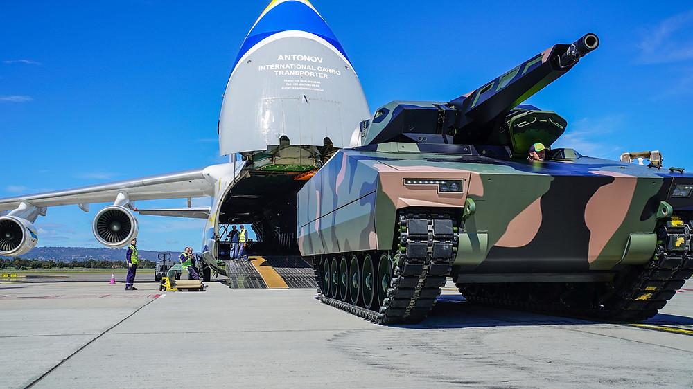 Rheinmetall's Lynx KF41 infantry fighting vehicle downselected for Australian's Land400 Phase 3 program