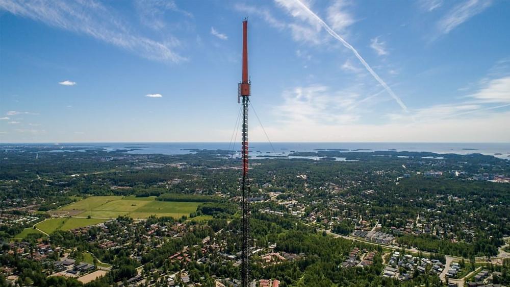Rohde & Schwarz & Digita complete multi-million Euro DVB-T2 terrestrial transmission network upgrade in Finland
