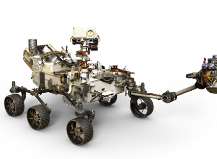 Teledyne Princeton Instruments and Teledyne Acton Optics' UV lenses and mirrors on board NASA's Mars