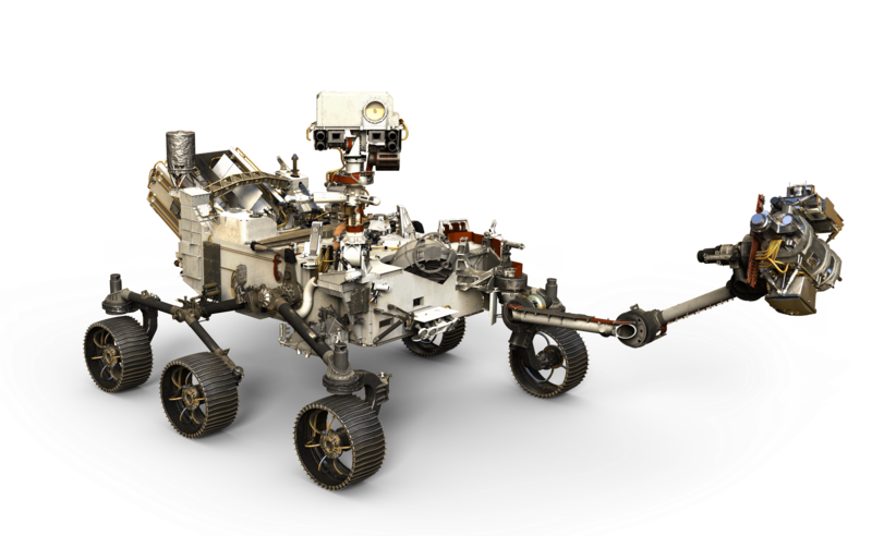 Teledyne Princeton Instruments and Teledyne Acton Optics' UV lenses and mirrors on board NASA's Mars Rover Perseverance