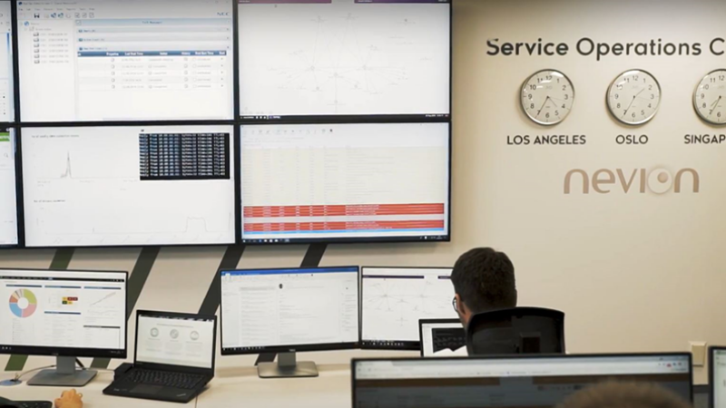 Norway's TV 2 virtualizes support and monitoring of IP media network operations with Nevion's Service Operations Center
