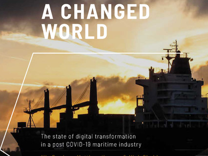 Significant acceleration in digitisation of maritime industry highlighted in Inmarsat report