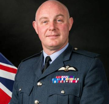 In conversation with AVM Harv Smyth, Head of UK Space Directorate