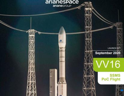 Arianespace Vega Flight VV16: New launch opportunity begins on September 1