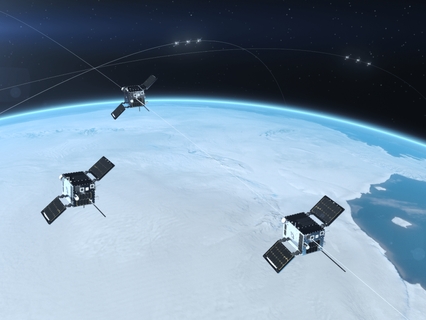 Three HawkEye 360 microsatellites built by Space Flight Laboratory (SFL) successfully launched