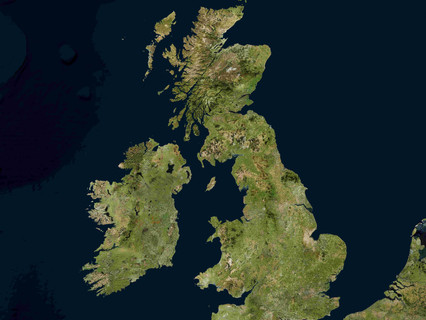 KTN and UK Space Agency launch UK space sector landscape map