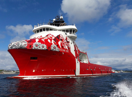 Atlantic Offshore protects against cyber threats with Inmarsat's Fleet Secure Endpoint