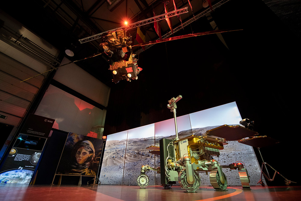 ExoMars to take off for the Red Planet in 2022