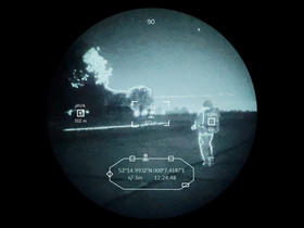 New augmented reality (AR) soldier situational awareness system  ̶  live demonstration at DSEI